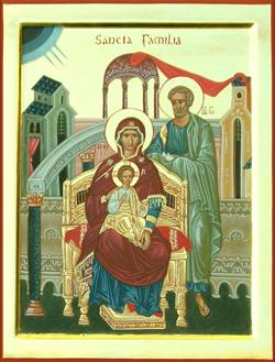 Icone religiose fatte a mano