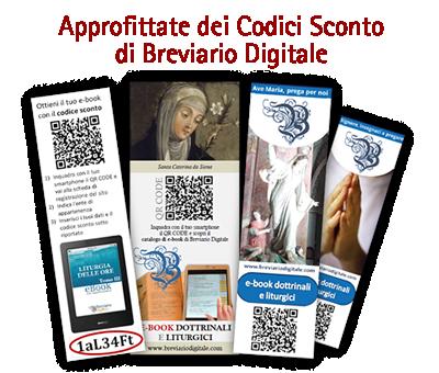 Approfittate dei Codici Sconto di Breviario Digitale